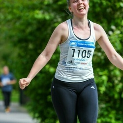 Helsinki Half Marathon - Janika Lehtinen (1105)