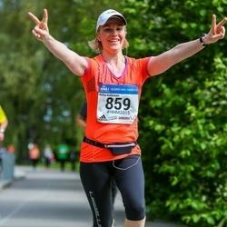 Helsinki Half Marathon - Riitta Kokkonen (859)