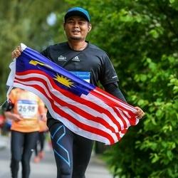 Helsinki Half Marathon - Shahreza Mostapha (2737)