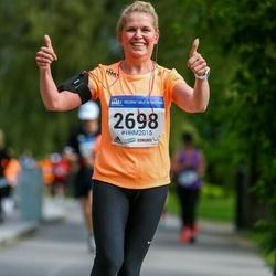 Helsinki Half Marathon - Anna Laukka-Paananen (2698)
