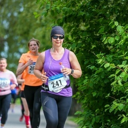 Helsinki Half Marathon - Kati Enström (241)