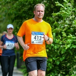 Helsinki Half Marathon - Tuomas Heino (413)