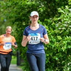 Helsinki Half Marathon - Tiina Heinonen (417)