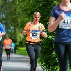 Helsinki Half Marathon - Anneli Juutilainen (636)