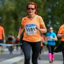 Helsinki Half Marathon - Pirjo Osanen (1581)
