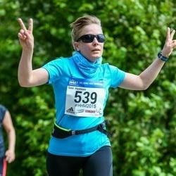 Helsinki Half Marathon - Suvi Hyytinen (539)