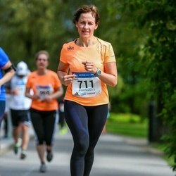 Helsinki Half Marathon - Sirpa Kara (711)
