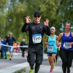 Helsinki Half Marathon - Janne Näreranta (1545)