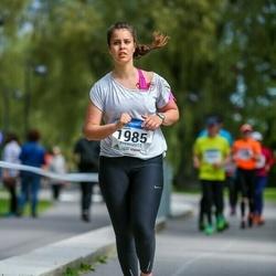 Helsinki Half Marathon - Senja Salonen (1985)