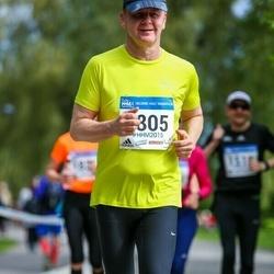 Helsinki Half Marathon - Elia Kinnunen (805)