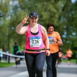 Helsinki Half Marathon - Liisa Karppinen (736)