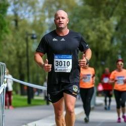 Helsinki Half Marathon - Travis Edwards (3010)