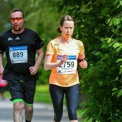 Helsinki Half Marathon - Maija Nurmi (2759)