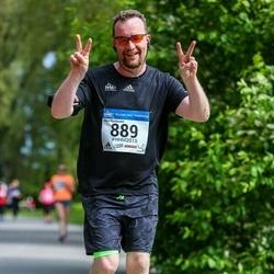 Helsinki Half Marathon - Ilkka Korhonen (889)