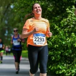 Helsinki Half Marathon - Janna Tuomi (2293)