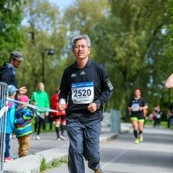 Helsinki Half Marathon - Daorong Xie (2520)