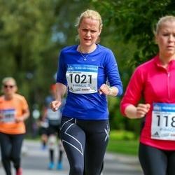 Helsinki Half Marathon - Satu Laaksonen (1021)