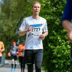 Helsinki Half Marathon - Joona Luostarinen (2721)
