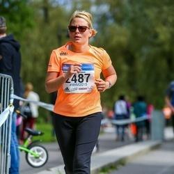 Helsinki Half Marathon - Annukka Von Kaufmann (2487)
