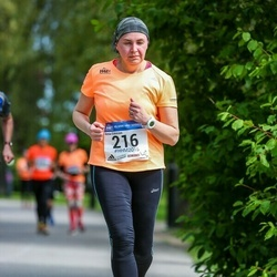 Helsinki Half Marathon - Kesia Edström (216)