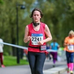 Helsinki Half Marathon - Rakel Tiderman (2241)