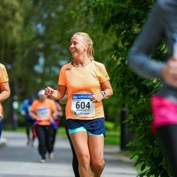 Helsinki Half Marathon - Grete Janson (604)