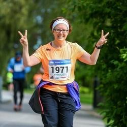 Helsinki Half Marathon - Leena Salo (1971)