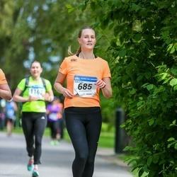 Helsinki Half Marathon - Juulia Kallio (685)