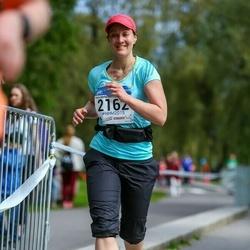 Helsinki Half Marathon - Eeva-Maria Suuronen (2162)