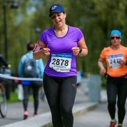 Helsinki Half Marathon - Riikka Viljanen (2878)