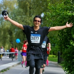 Helsinki Half Marathon - Soni Siregar (2077)