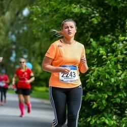 Helsinki Half Marathon - Nina Tigonen (2243)