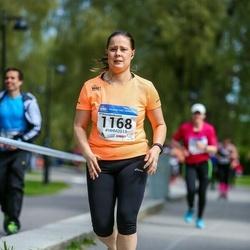 Helsinki Half Marathon - Anette Liljeqvist-Sivula (1168)