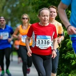 Helsinki Half Marathon - Marja-Leena Lehtomäki (1116)