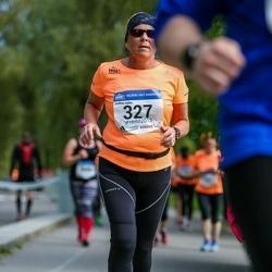 Helsinki Half Marathon - Sirpa Grönvall (327)