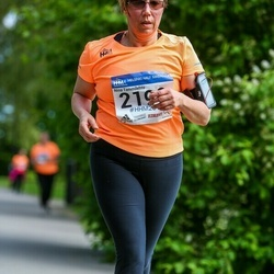 Helsinki Half Marathon - Nina Tammilehto (2199)