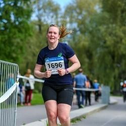 Helsinki Half Marathon - Hanna Piispanen (1696)
