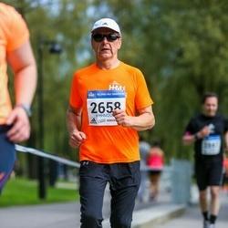 Helsinki Half Marathon - Reijo Kaukko (2658)