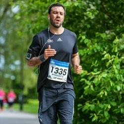 Helsinki Half Marathon - Carlos Mendoza (1335)