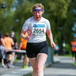Helsinki Half Marathon - Mervi Kaplas (2654)