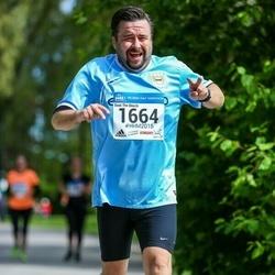 Helsinki Half Marathon - Ville Peltonen (1664)