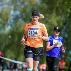 Helsinki Half Marathon - Ella Soini (2104)