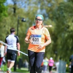 Helsinki Half Marathon - Milka Juntunen (631)