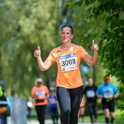 Helsinki Half Marathon - Sari Karrola (3008)