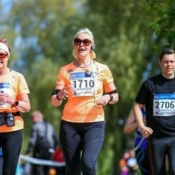 Helsinki Half Marathon - Riikka Pitkänen (1710)