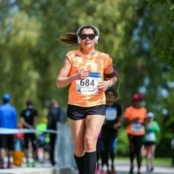 Helsinki Half Marathon - Kaisa Kallio (684)
