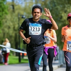 Helsinki Half Marathon - Uditha Lokuge (1213)