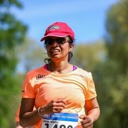Helsinki Half Marathon - Lokuge Nilmini (1489)