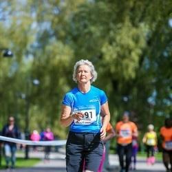 Helsinki Half Marathon - Arja Lindroos (1191)