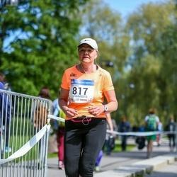 Helsinki Half Marathon - Susanna Kiuru (817)